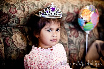 Our baby girl turns 3…